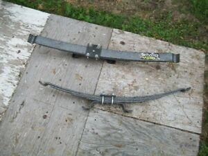 helper spings for chev ford or doge full size helper never used