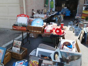 End of Summer Massive Garage Sale!