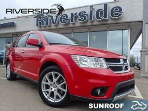 2014 Dodge Journey R/T AWD  - Leather Seats - Sunroof - $149.78
