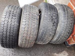 """4 pneus d'hiver de 15 pouce,pneu hiver de 17"""",2 pneu hiver 15"""""""