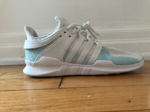 hot sale online 82dec 12b24 Mens adidas EQT adv Parley Running Shoes