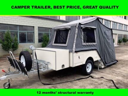 CAMPER OFF ROAD HARD FLOOR INDEPENDENT AXLES,(C G T 1 )