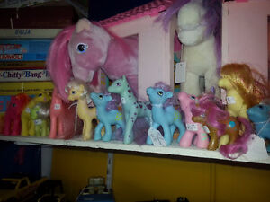 MASSIVE SELECTION OF VINTAGE MY LITTLE PONY London Ontario image 3