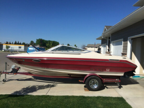 Maxum Marine 21 Cuddy For Sale Canada