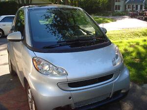 2009 Smart Fortwo Coupé (2 portes)