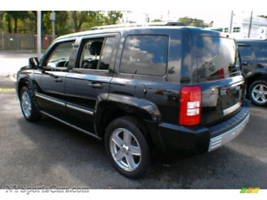 2010 jeep patriot limited leather fully loaded 4x4
