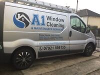 A1 Window Cleaning & Maintenance Service