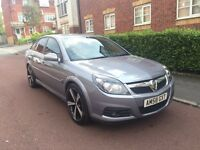 2008 VAUXHALL VECTRA 1.9 CDTI 120 SRI 5 DOOR HATCHBACK LOW MILEAGE