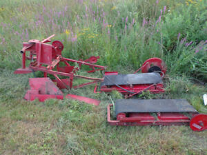 Sperry New Holland Small Square Bale Thrower / Kicker 54A