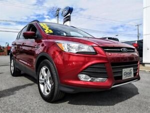 Ford Escape SE 2L AWD ** CUIR TOIT PANO ** 2015