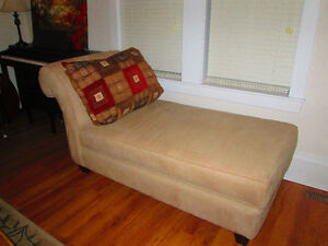 Couch, Love Seat & Chaise Lounge - Immaculate Condition