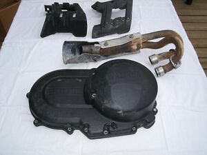 2002 YAMAHA GRIZZLY 660-------PARTS