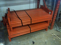 Used Redi Rack Beams For Pallet Racking 4' Long $10 each