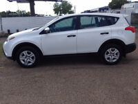 2013 Toyota RAV4 LE SUV,LOWEST PRICE ON KIJIJI ,ONLY $17500!