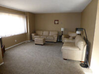 3 BDRM suite for rent in CAMROSE
