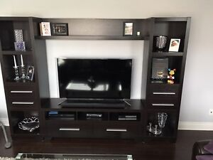 Dark Wood entertainment/TV unit