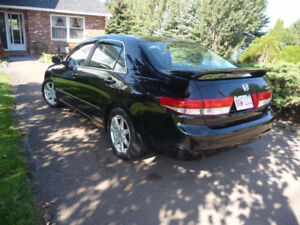 2003 Honda Accord -Touring Package - Automatic