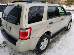 2012 Ford Escape XLT loaded