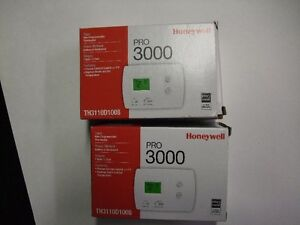 HONEYWELL PRO 3000  THERMOSTATS