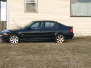 2001 BMW! 325i AS IS lower price