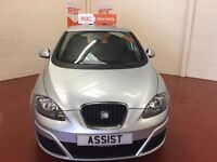 SEAT ALTEA FROM £0 DEPOSIT-POOR CREDIT-WE FINANCE-TEXT 4CAR TO 88802