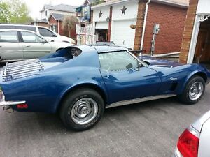 73 Corvette Stingray