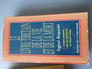 Le livre tibétain de la vie et de la mort et      Le Yi-king