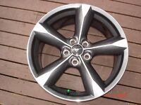 "2015 Ford Mustang ""GT"" Alum.OEM 18""x 5 bolt rims / no tires"
