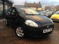 2007 (07) Fiat Grande Punto 1.2 Active **Low Insurance** (Finance Available)