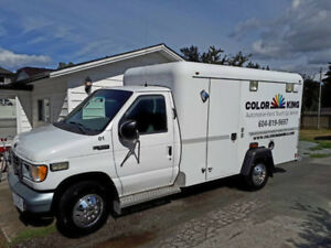 Mobile Vehicle Paint Touch Up Business For Sale