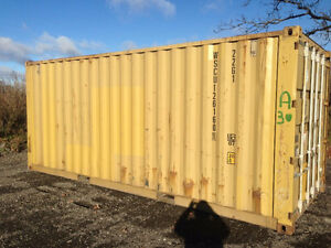 20' and 40' Storage and Shipping Containers Available for Sale Kitchener / Waterloo Kitchener Area image 3