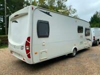 Lunar Lexon Se 4 Berth caravan FIXED BED, MOTOR MOVER, VGC Awning !!