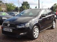 2012 Volkswagen Polo 1.2 Match 5dr