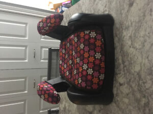 Girls booster seat
