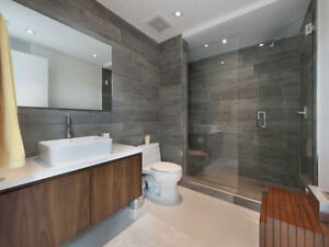 Full Bathroom Renovations and Remodeling