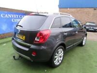 2012 Vauxhall Antara 2.2 CDTi SE Nav AWD 5dr (start/stop)