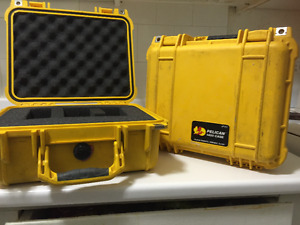 March Madness Pelican Case Model 1400 $25 each firm.