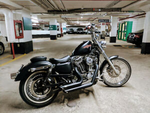 2012 Harley Sportster 1200 XL - Seventy Two 10000kms Only