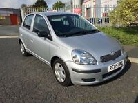 GENUINE 26,000 MILES FROM NEW!! 05 REG TOYOTA YARIS 1.0 T3 5DR 1 OWNER FSH!!