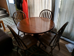 Dinning Room Table Set