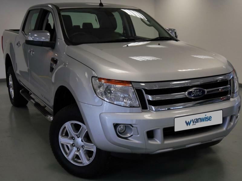2015 Ford Ranger LIMITED Diesel silver Manual