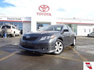 2007 Toyota Camry SE Sports Edition MANUAL!!!! Dealer Inpsected