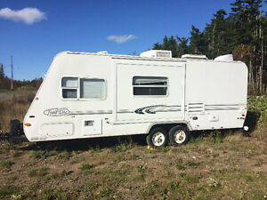 2001 R Vision Travel Lite travel trailer