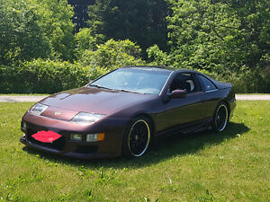 1995 Nissan 300ZX Coupe (2 door)