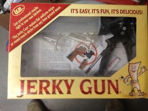 Jerky gun hunting - Peace River