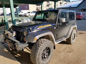 2010 2 door jeep wrangler fenders