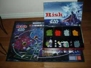 Board Games Collection - Risk Games by Parker Brothers