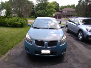 SOLD Pending Delivery: 2009 Pontiac Vibe