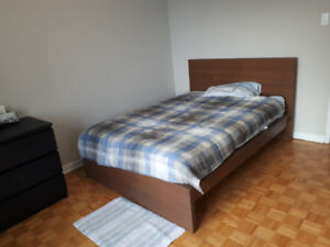 Furnished room in a spacious 4½ - Cote des Neiges