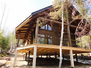 kit de chalet maison pour auto construction en bois Saguenay Saguenay-Lac-Saint-Jean image 7